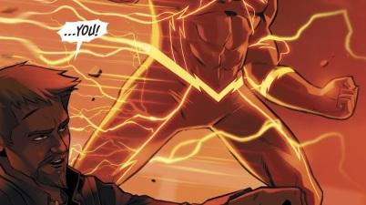 The Flash (Green Arrow Vol 6 #26)