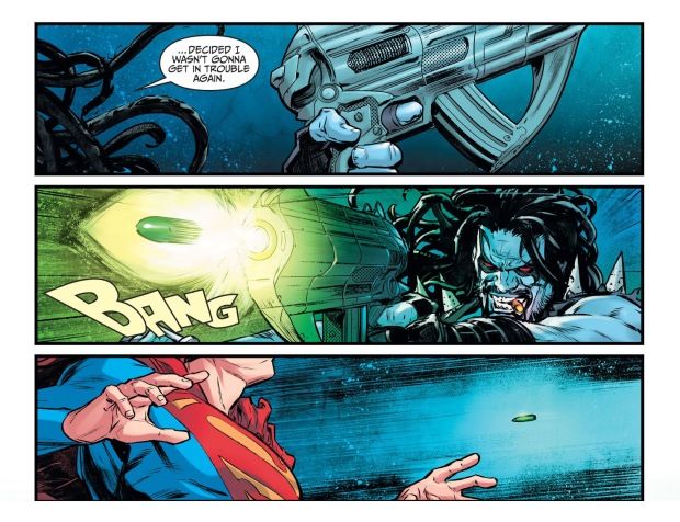 The Titans Meet Lobo (Injustice II)