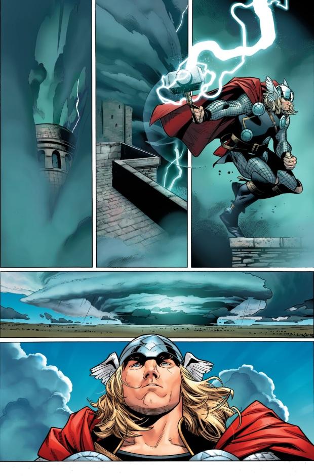 Thor Brings Asgard To Oklahoma