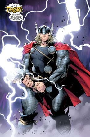 Thor Comes Back To Life (Post Civil War)