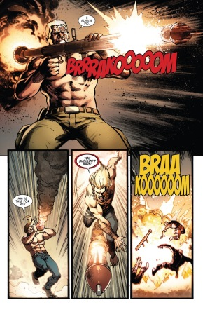 Weapon X Takes Down Nuke