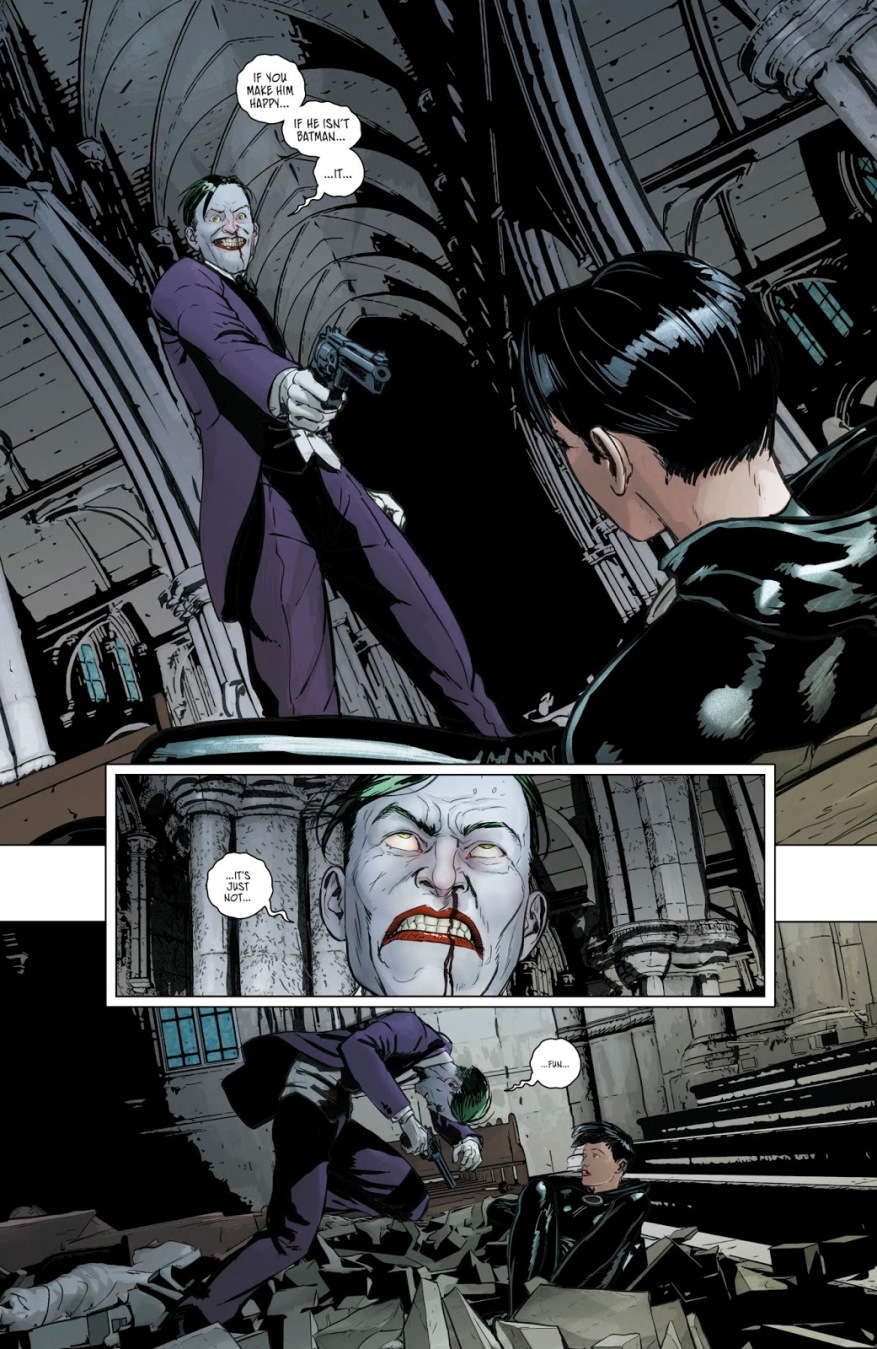 Why Joker Doesn't Want Batman To Get Married