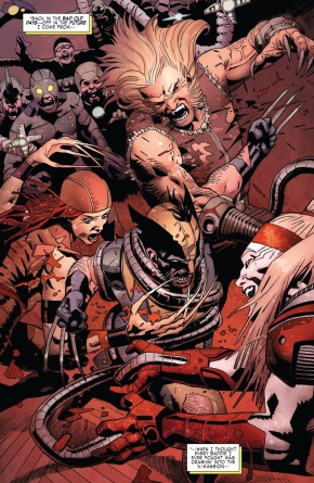 Why Old Man Logan Needs Sabretooth