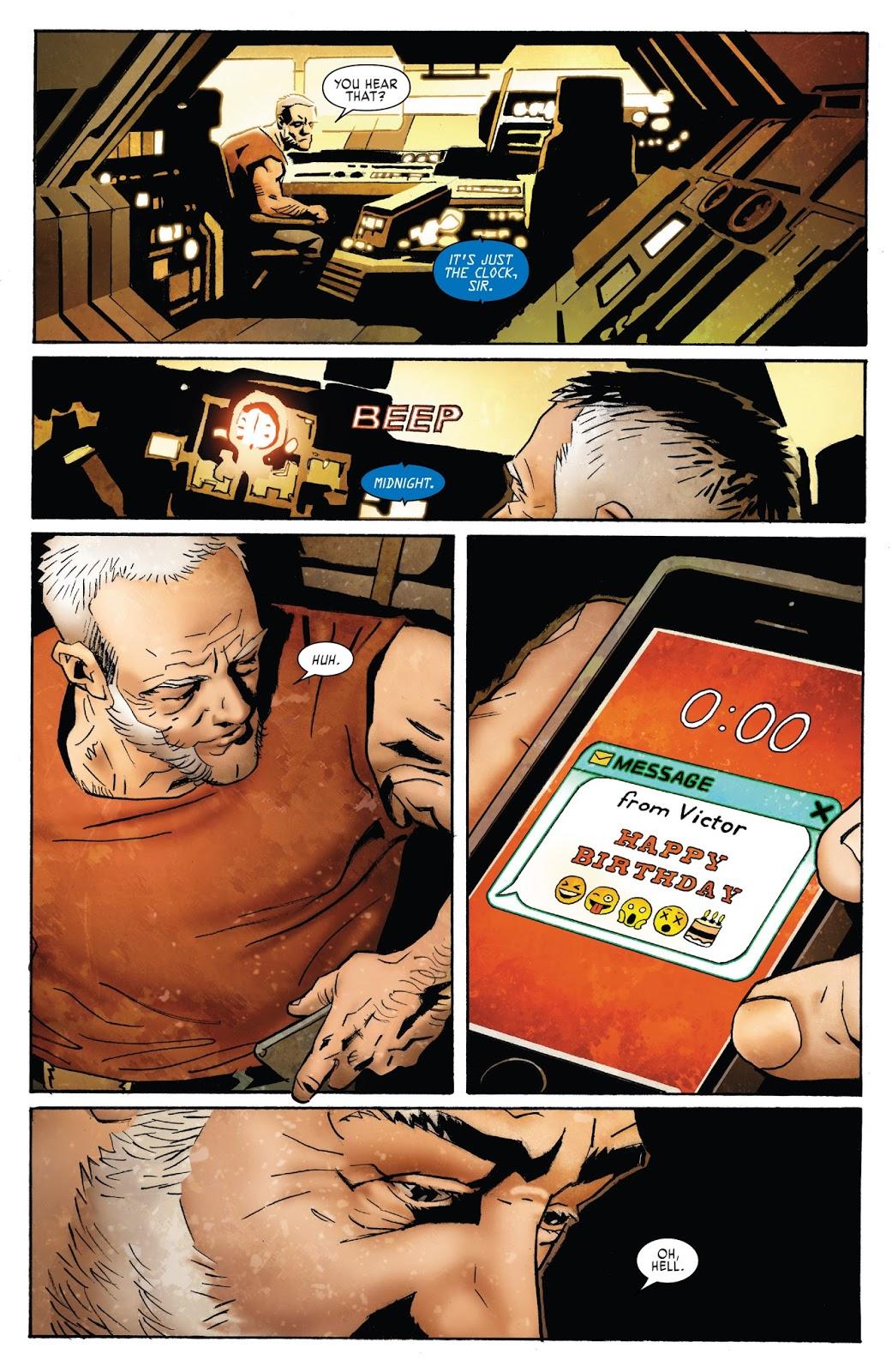 wolverine birthday Wolverine And Sabretooth's Birthday Tradition | Comicnewbies wolverine birthday