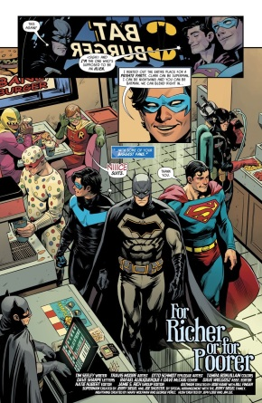 Batman's Bachelor Party