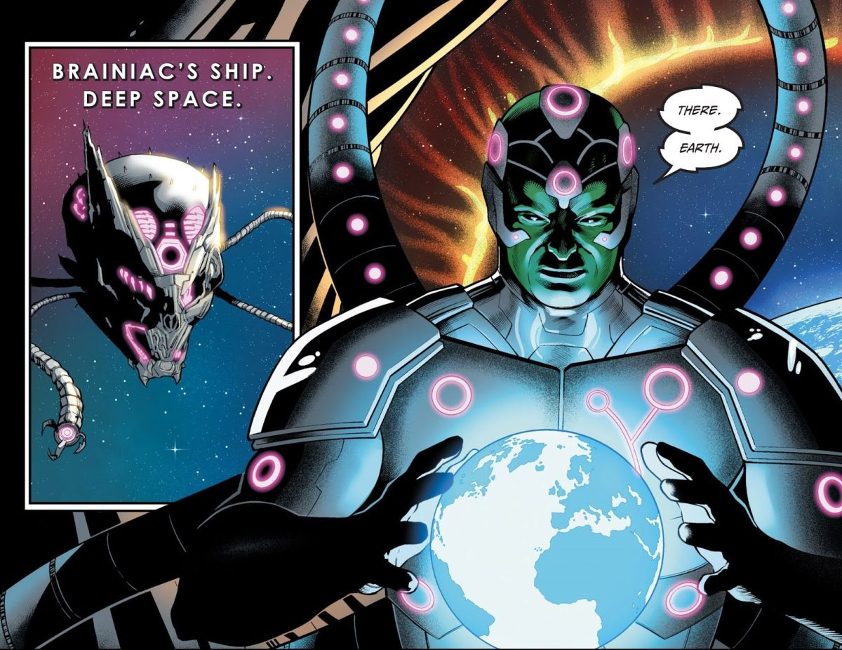 Brainiac (Injustice II #67)
