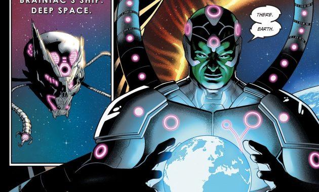 Brainiac (Injustice II #67)