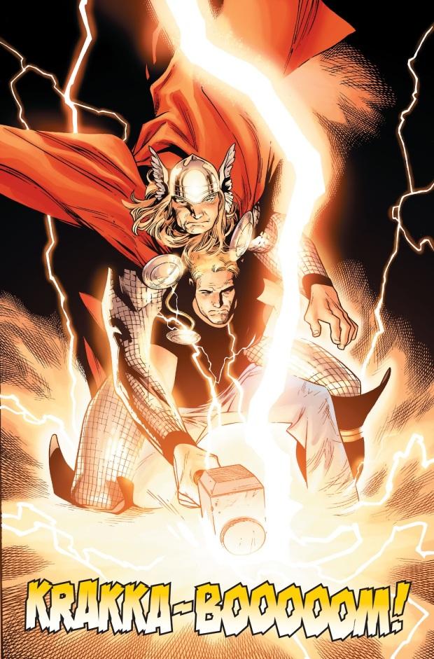 Donald Blake (Thor Vol. 3 #6)