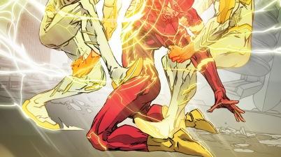 Godspeed Beating Up The Flash
