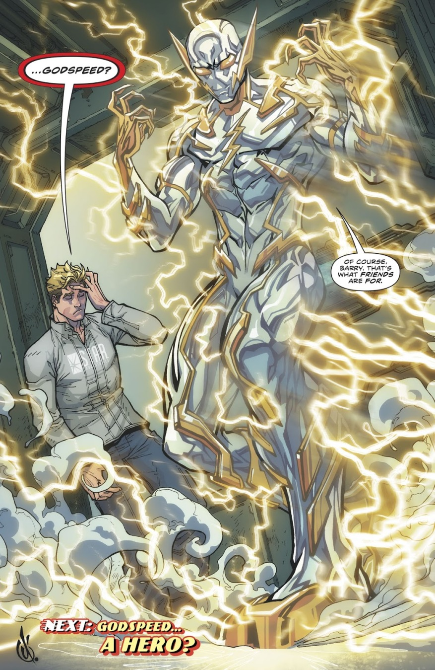 Godspeed (The Flash Vol. 5 #41)