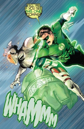 Hal Jordan (Hal Jordan And The Green Lantern Corps #49)