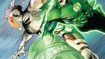 Hal Jordan (Hal Jordan And The Green Lantern Corps #49)