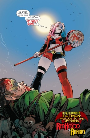 Harley Quinn (Prelude To The Wedding)