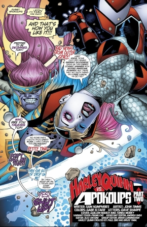 Harley Quinn Vol. 3 #46