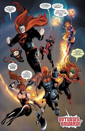 Red Hood and the Outlaws Vol. 2 #24