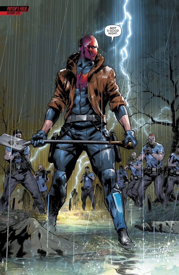 Red Hood (Red Hood and the Outlaws Vol. 2 #23)