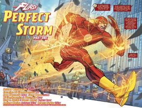 The Flash Vol. 5 #39