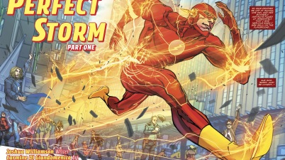 The Flash Vol. 5 #39
