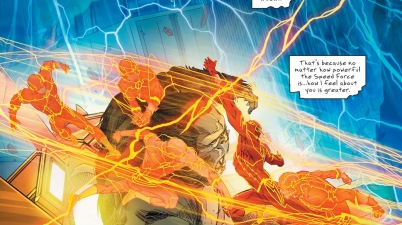 The Flash VS Gorilla Grodd (Perfect Storm)