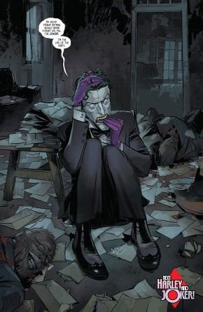 The Joker (Batman Prelude To The Wedding) 2