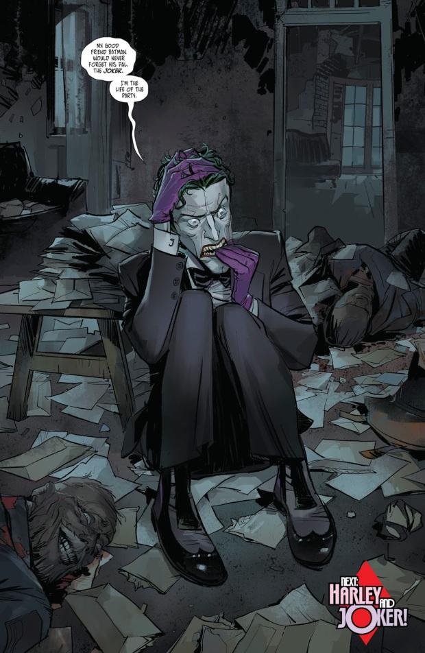The Joker (Batman Prelude To The Wedding) 2
