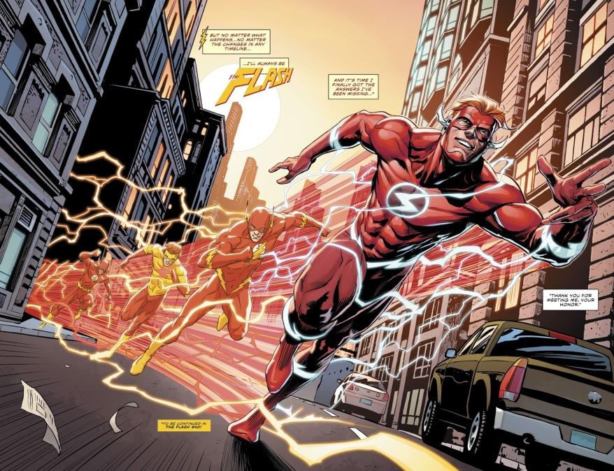 Wally West (The Flash Vol. 5 Annual #1)