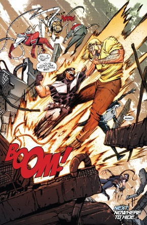 Warpath And Sabretooth (Weapon X Vol 3 #20)