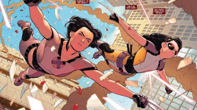 X-23 And Honey Badger (X-23 Volume 4 #1)