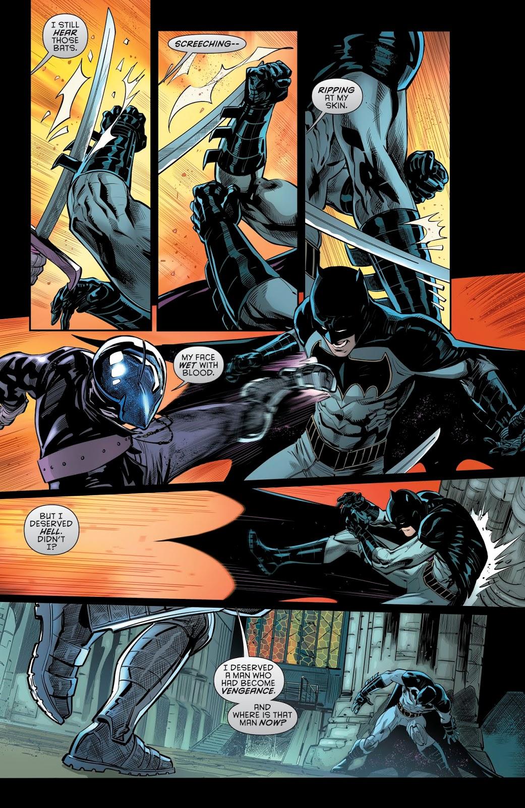Batman in Comics