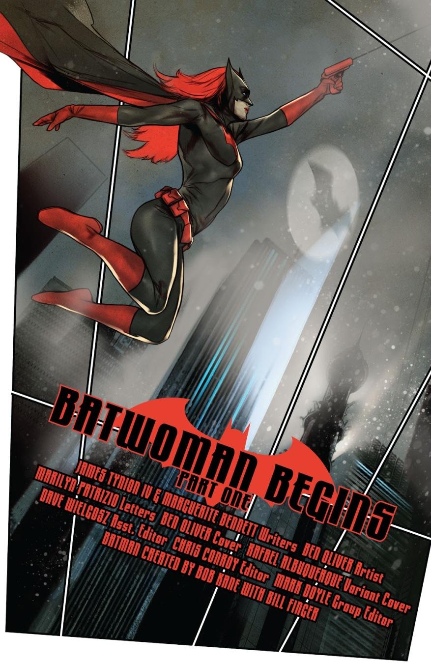 Batwoman (Detective Comics Vol. 1 #948)
