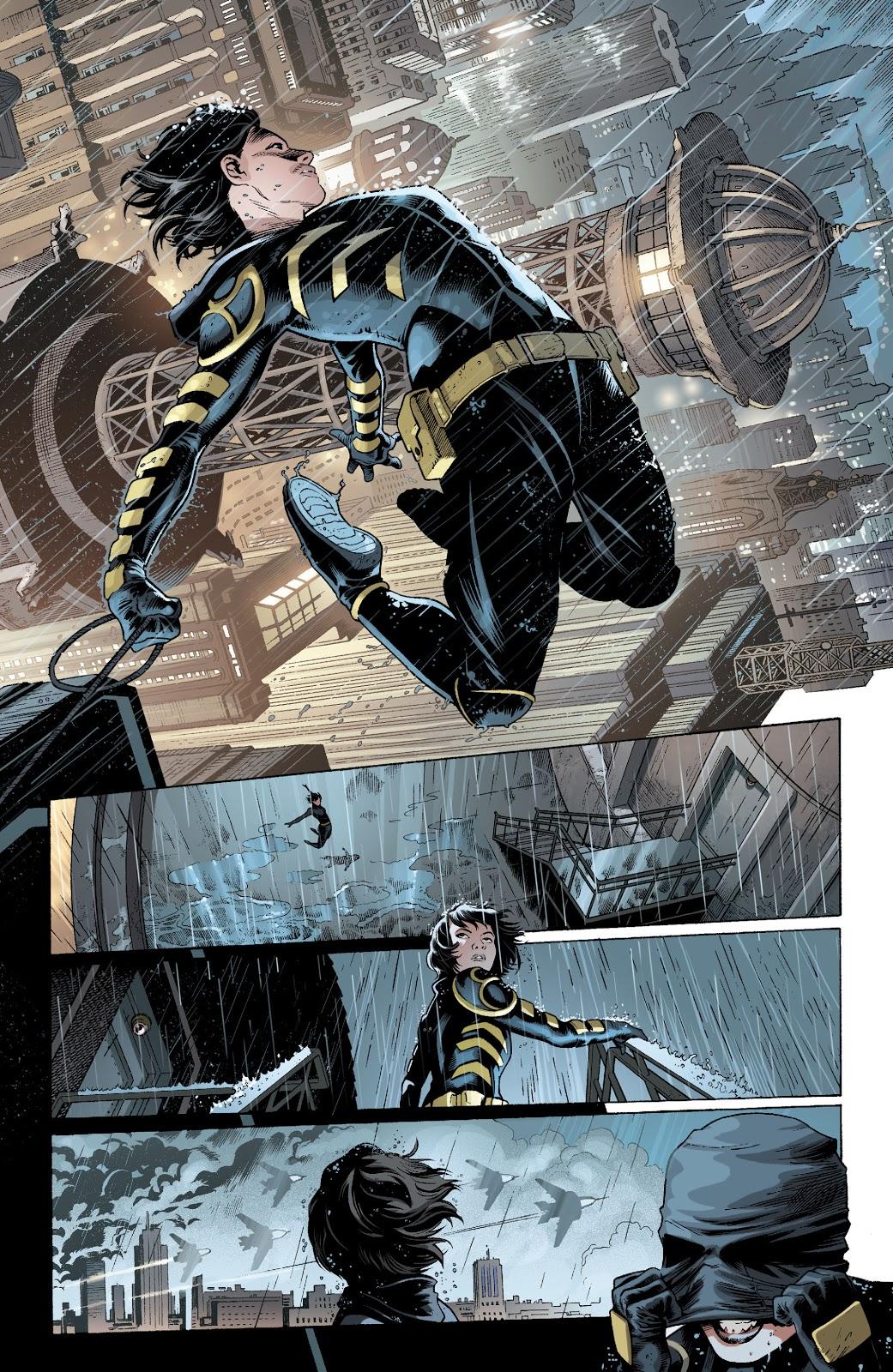 """Résultat de recherche d'images pour """"Cassandra cain dc comics"""""""