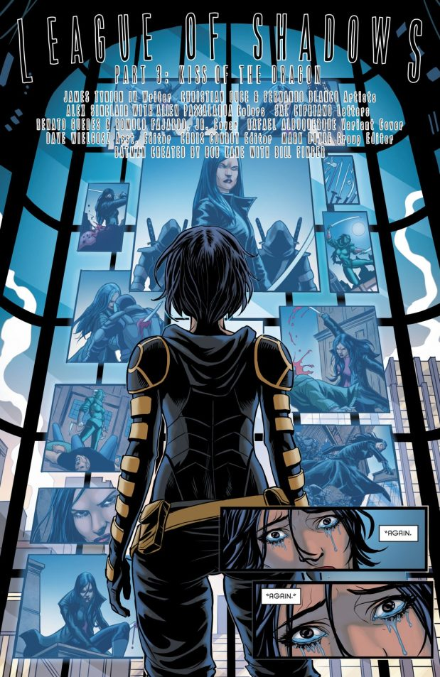 Cassandra Cain (Detective Comics Vol 1 #953)
