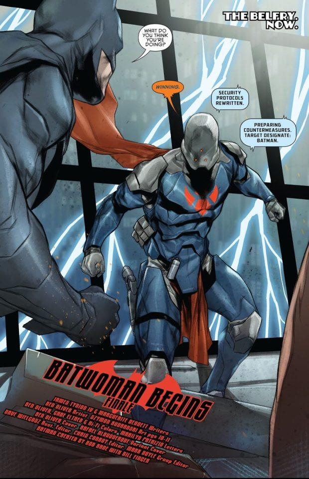 Colony Prime (Detective Comics Vol. 1 #949)