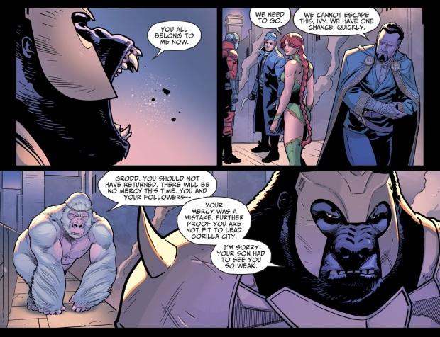 Deadshot Kills Solovar (Injustice II)