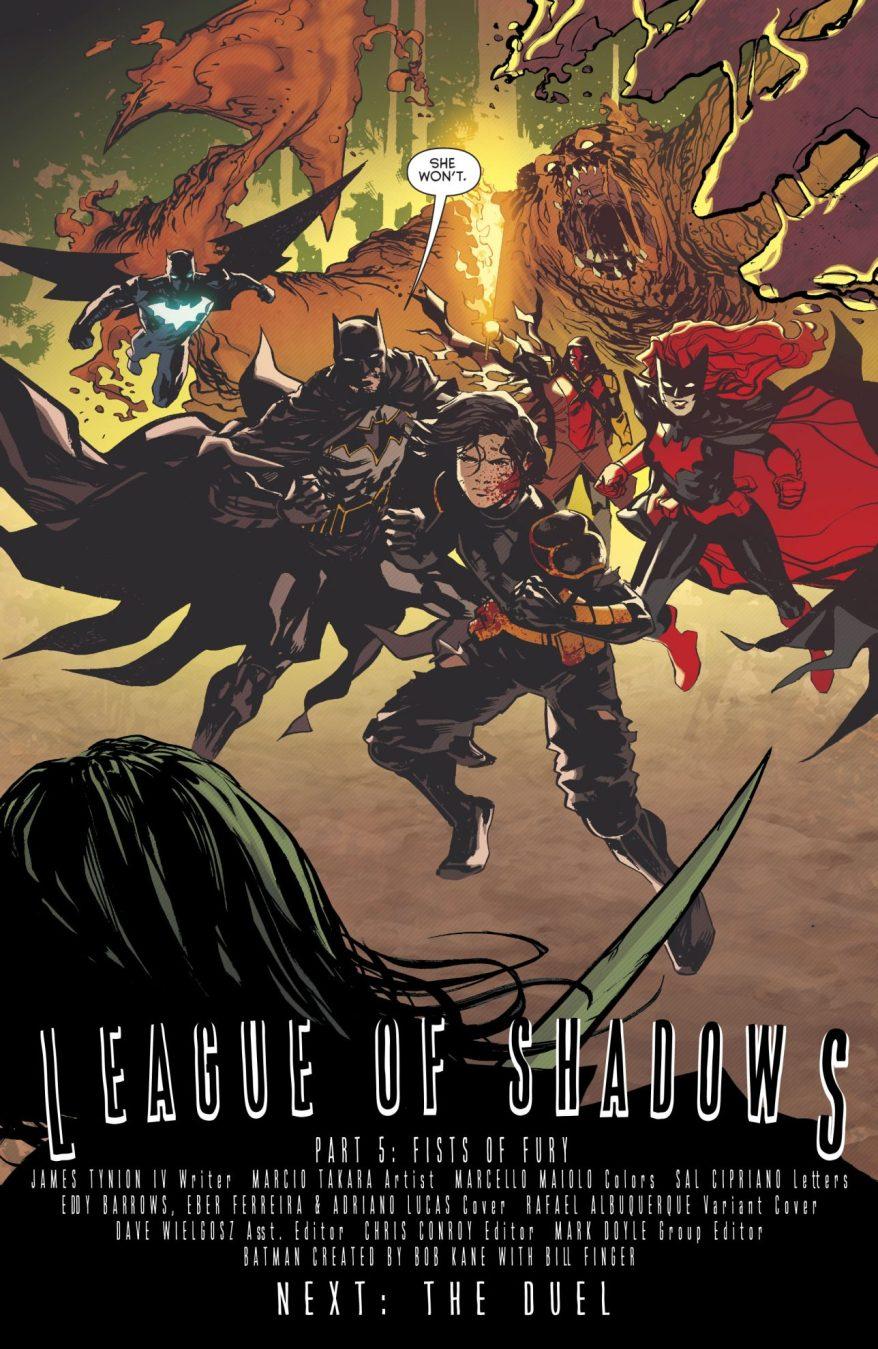 Gotham Knights (Detective Comics Vol. 1 #955)