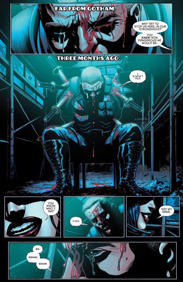 How Merciless Shiva Can Be (Detective Comics #951)