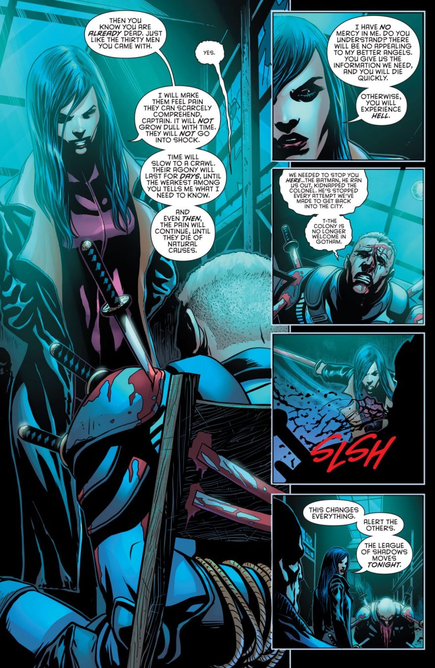 How Merciless Shiva Can Be (Detective Comics #951)