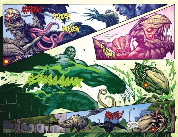 Hulkverine VS Skullduggers