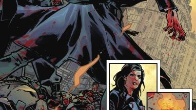 Lady Shiva (Detective Comics Vol 1 #952)
