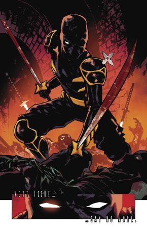 Orphan Cassandra Cain (Detective Comics Vol. 1 #954)