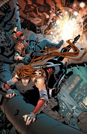 Red Hood And Artemis (Red Hood and the Outlaws Vol. 2 #25)