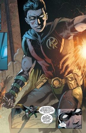 Red Robin (Detective Comics Vol. 1 #947)