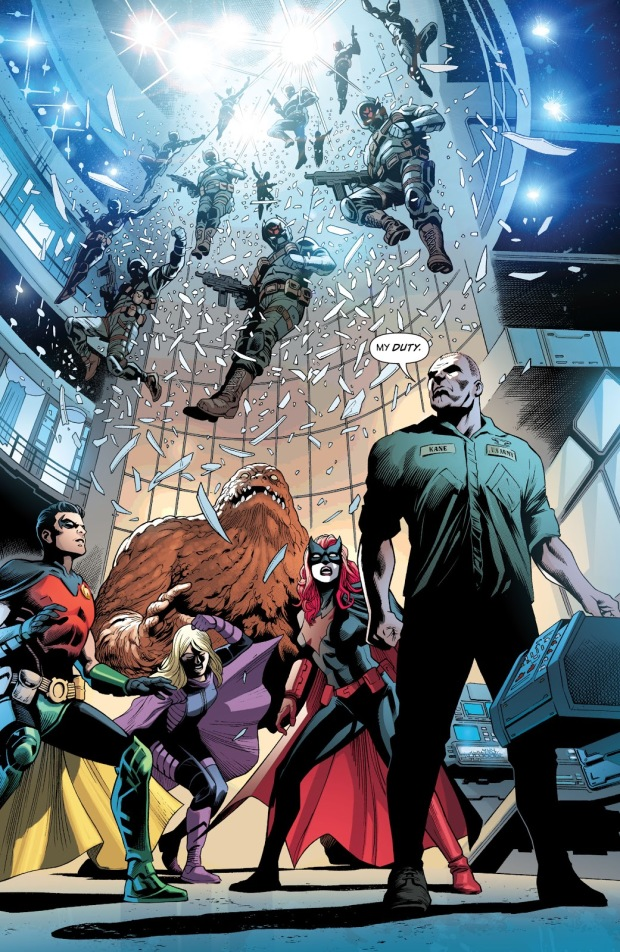 The Bat Family (Detective Comics Vol. 1 #936)