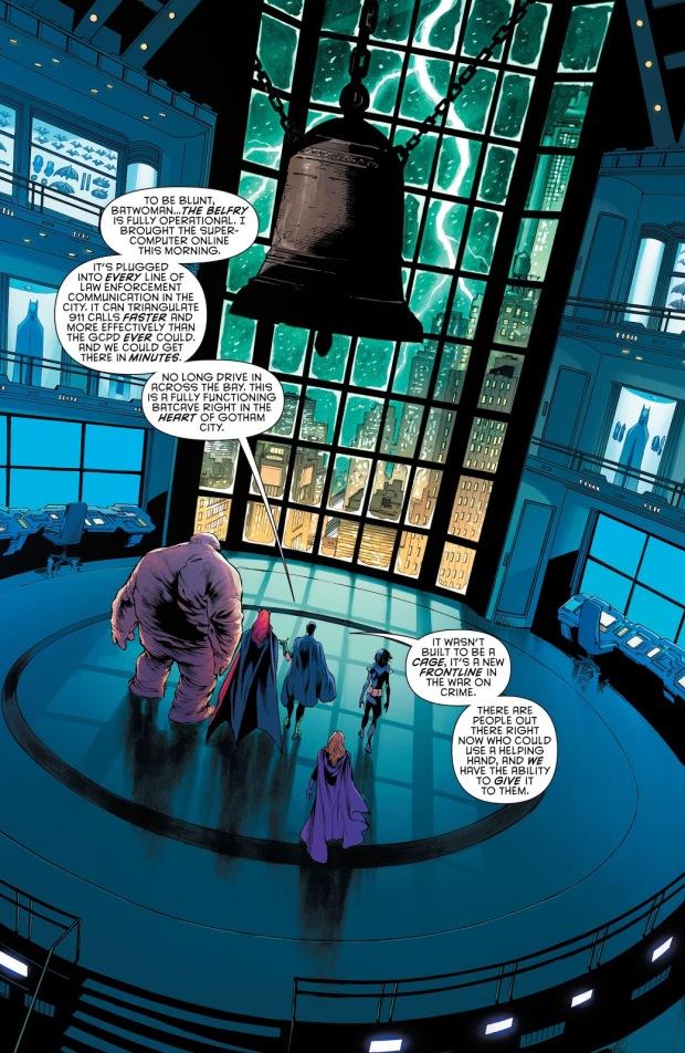 The Belfry (Detective Comics Vol. 1 #935)