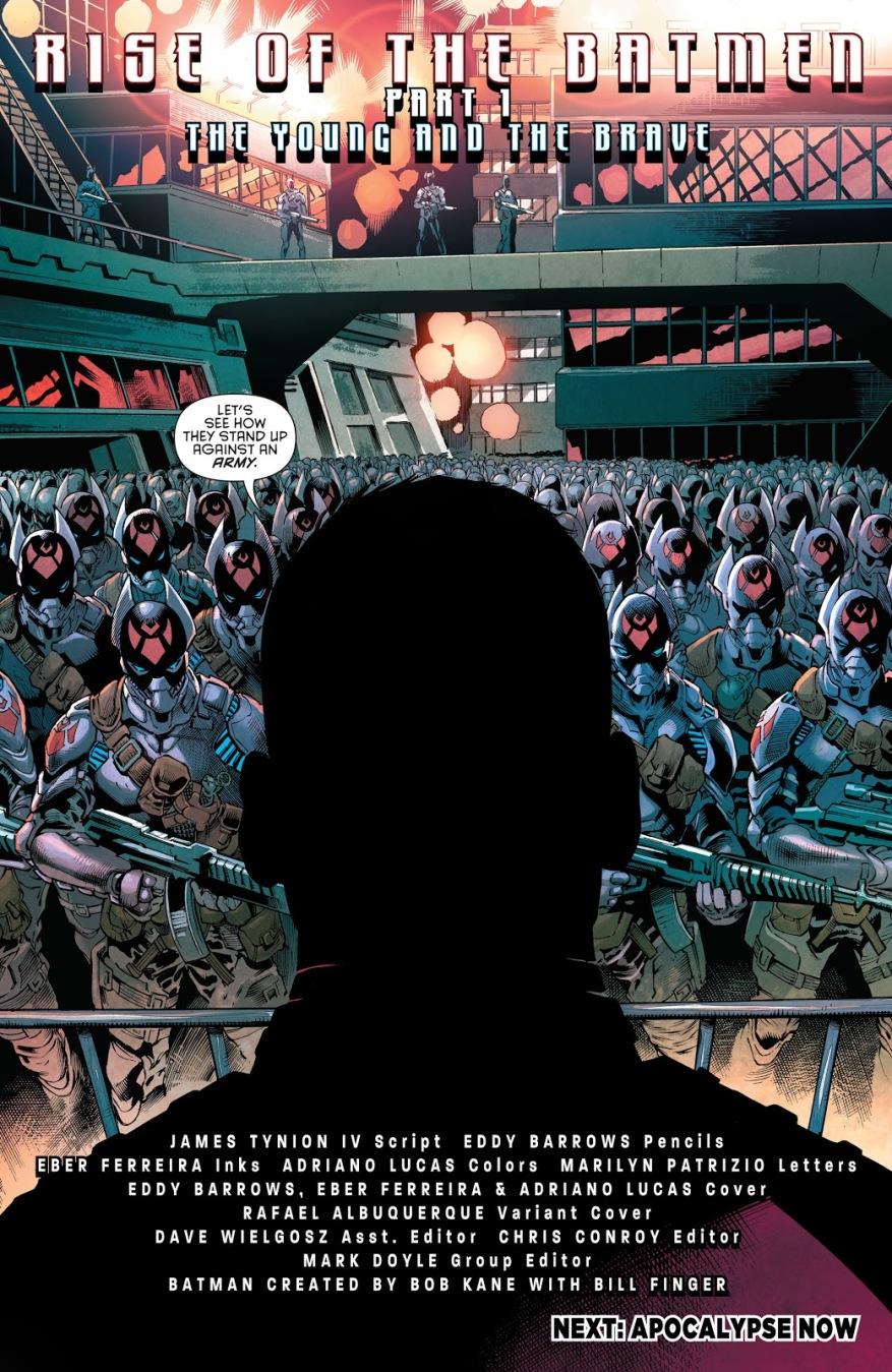 The Colony (Detective Comics Vol. 1 #934)