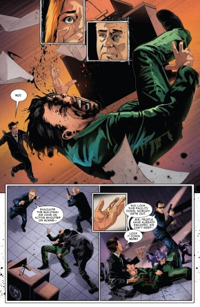 The Punisher Kills The Mandarin