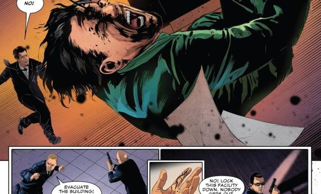 The Punisher Kills The Mandarin