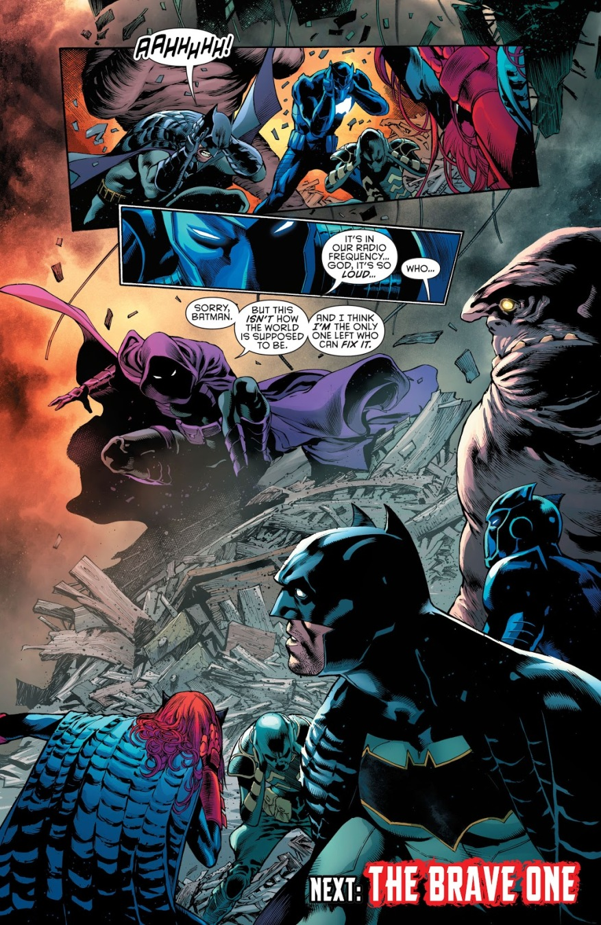 The Spoiler (Detective Comics Vol. 1 #946)