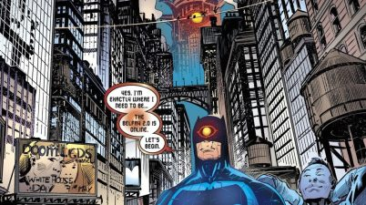 Tim Drake As Batman OMAC
