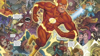 Wally West (The Flash Vol. 5 #51)